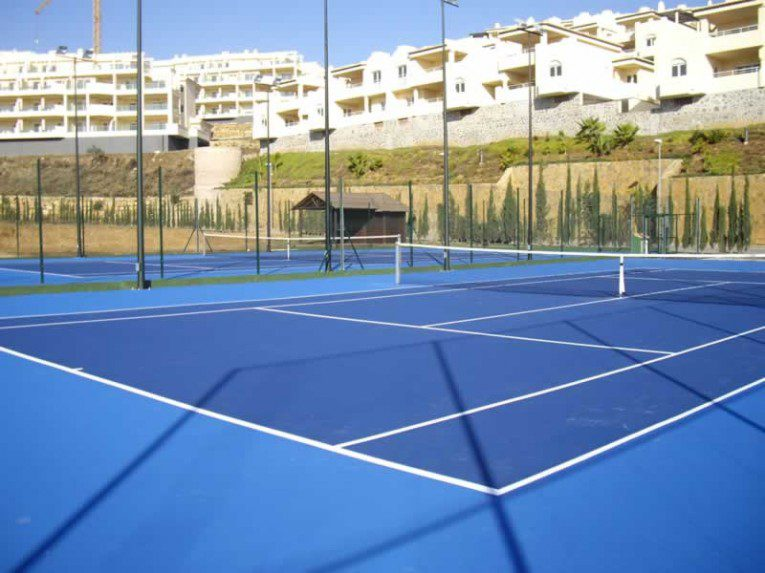 pistas club de tenis
