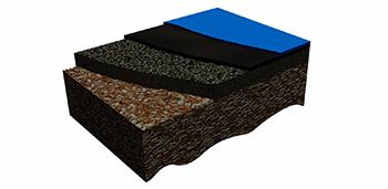 Sistema GSA Slurry para pavimentos deportivos con resinas